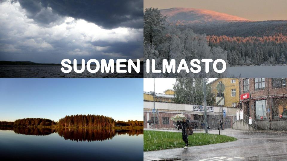 Suomen Ilmasto