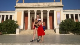 At the Archaeological Museum of Athens.jpg