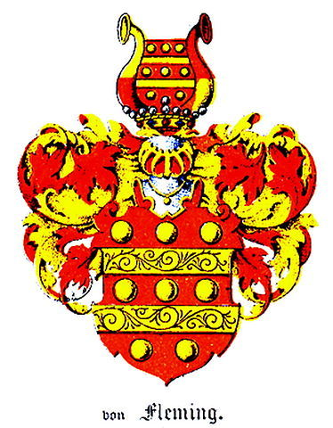 374px-Coat_of_Arms_of_von_Fleming.jpg