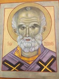 Joensuun seurakunnan ikoni