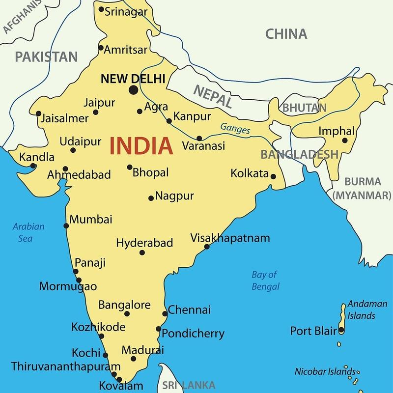 Tietopaketti Intiasta