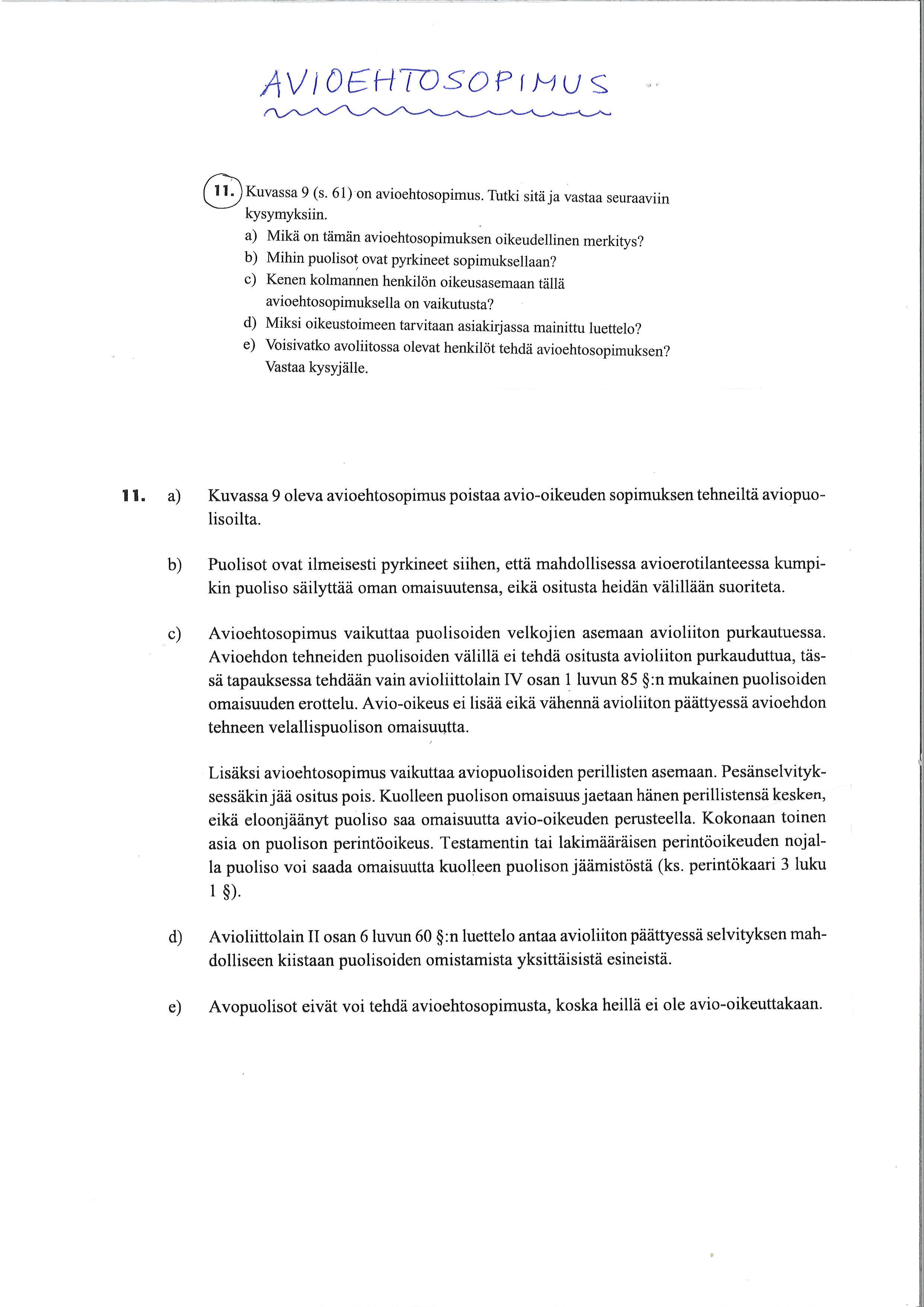 Avioehtosopimus Pdf