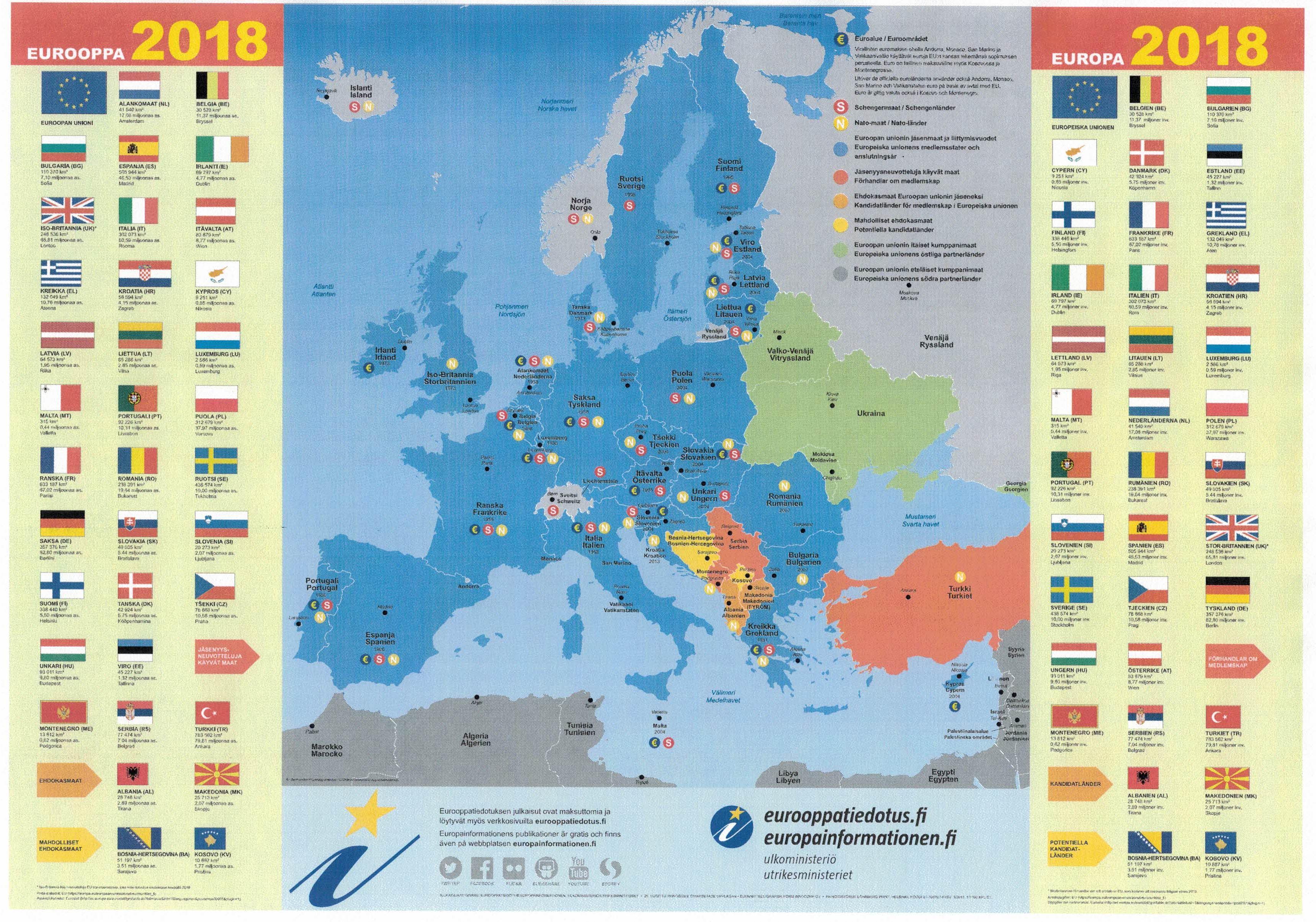 Yhteiskuntaoppi 3 Suomi Eurooppa Ja Muuttuva Maailma Pakollinen