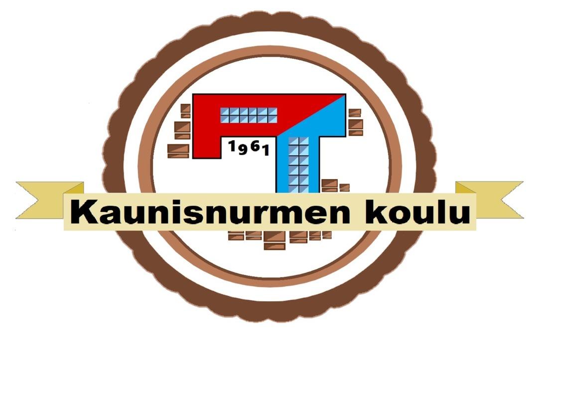 Kaunisnurmen koulun logo.png