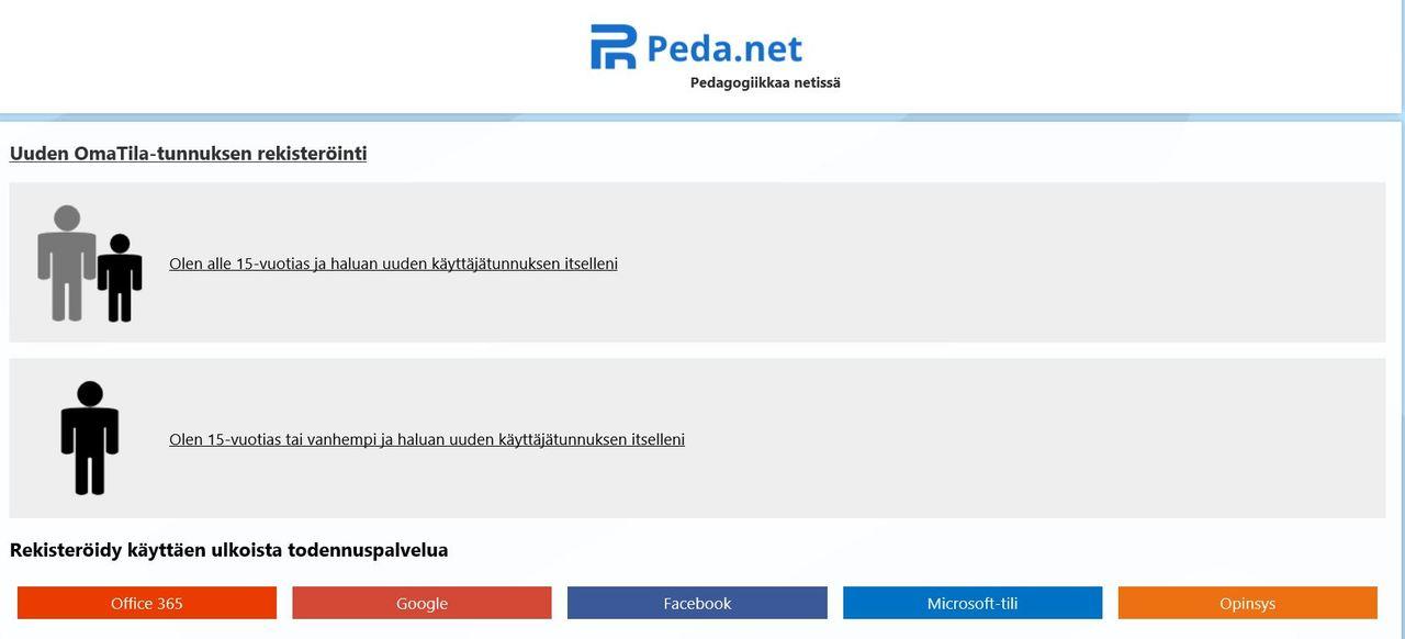 Peda-netiin kirjautuminen.JPG