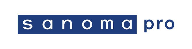 SanomaPron logo