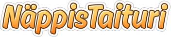 Näppistaiturin logo, sovellus aukeaa uuteen ikkunaan.