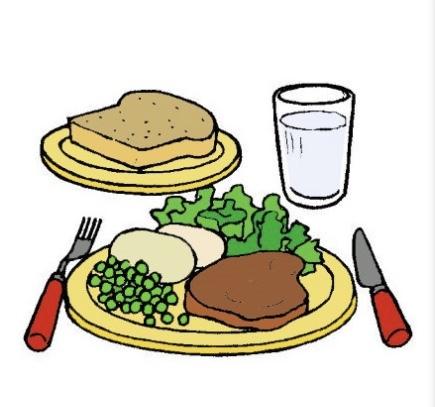 Kuvaa klikkaamalla aukeaa päiväkodin ruokalista. Sivu aukeaa samassa välilehdessä.