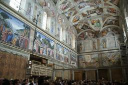 Michelangelo Sikstuksen kappelista 2.JPG
