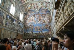Roma La Cappella Sistina.JPG