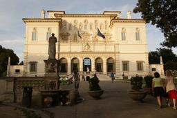 Villa Borghese kardinaali Scipione Borghesen rakentama.JPG