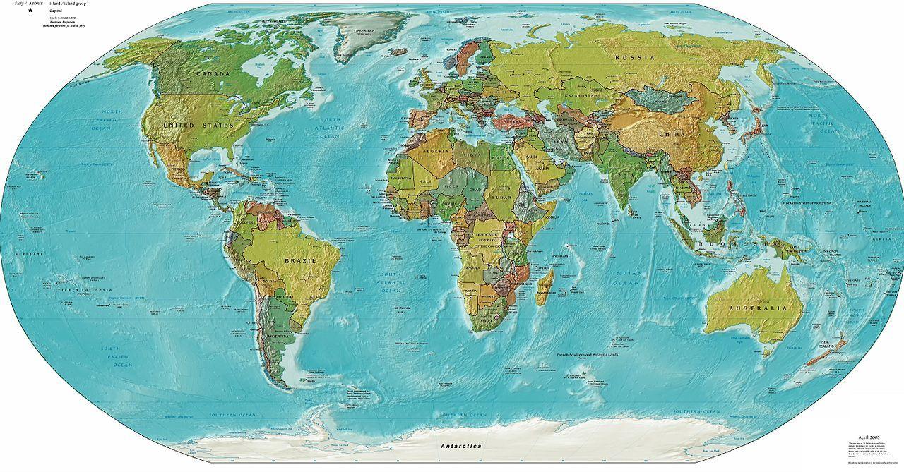 Maailman Kartat Oflu Bntl Org