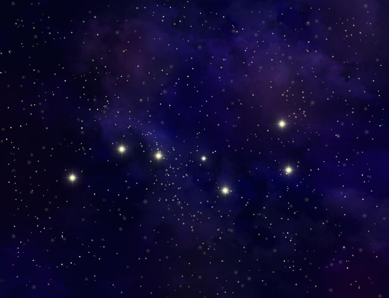 Tähtikuviot Taivaalla