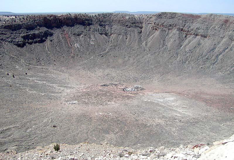 Meteoriittikraateri