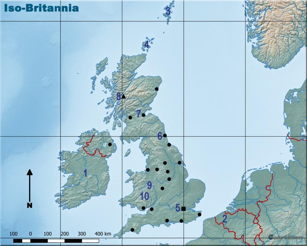 Isobritannia