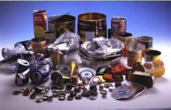 Metallin Kierrätys