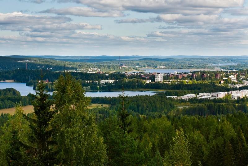 Suomessa Järviä