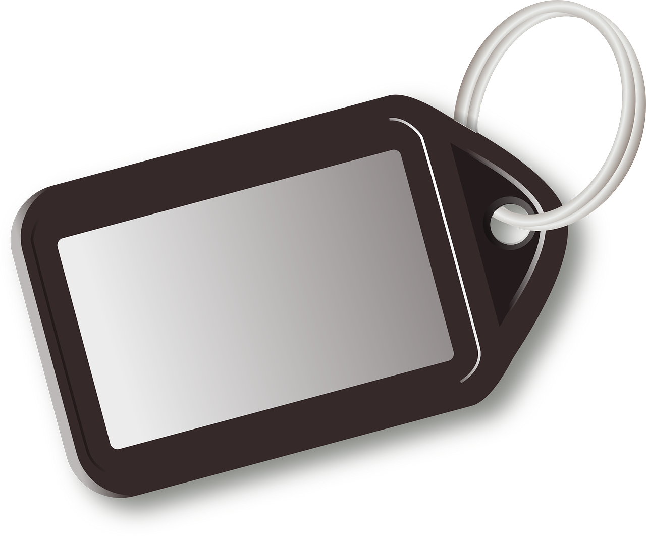 Id Key Ring