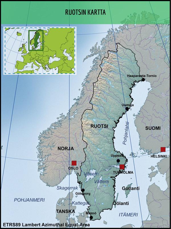 Ruotsin Elinkeinot