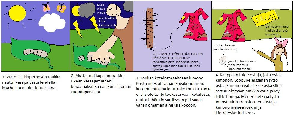 Kuluttaja voi itse vaikuttaa vaatteiden ympäristöjalanjälkeen