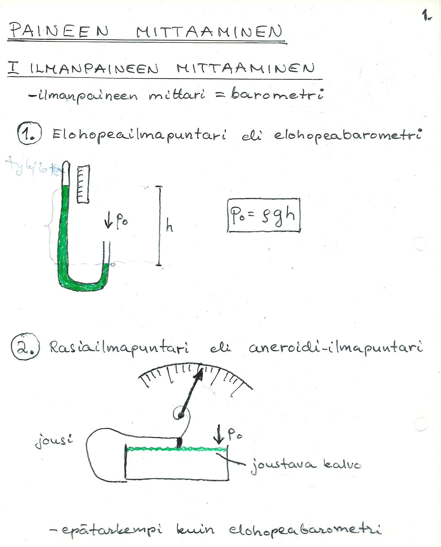 Kineettinen Kaasuteoria