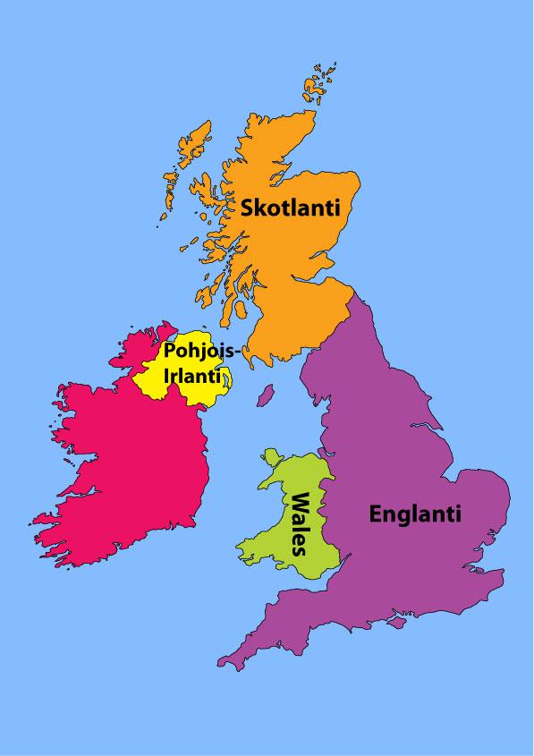Iso Britannian Osat