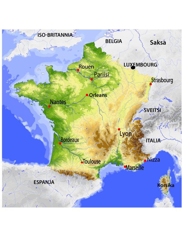 6 Ranska