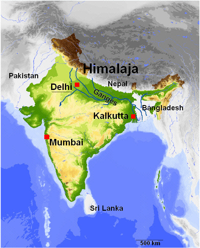 Kartat Aasia
