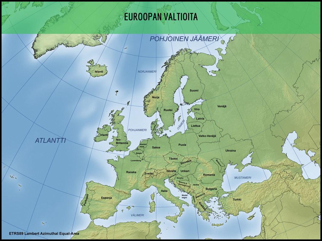 1 Mika On Eurooppa