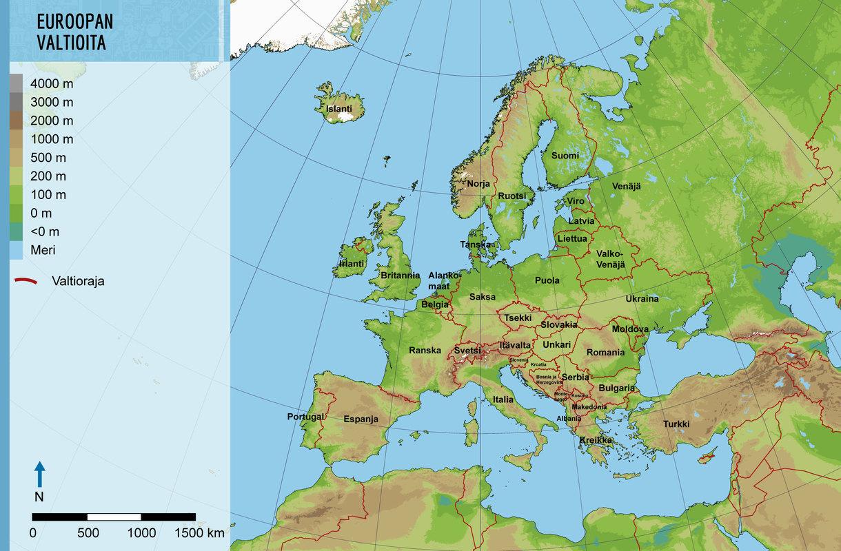 15 Mika On Eurooppa