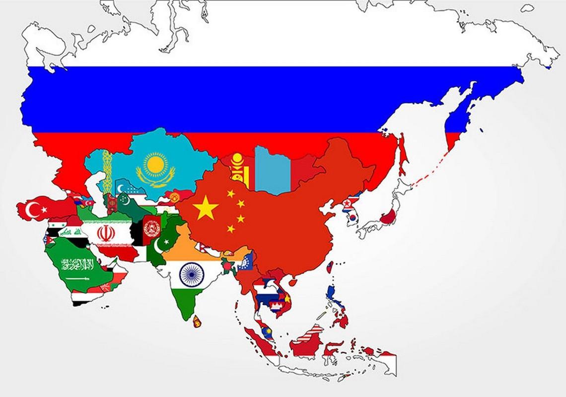 32 Aasian Erilaiset Valtiot