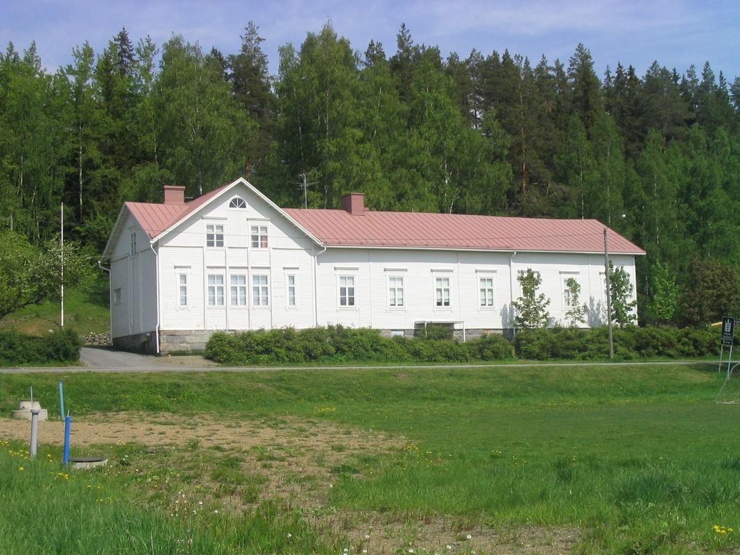 Rauhalan koulu