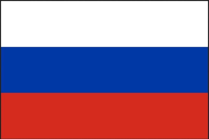 Venäjä Lippu